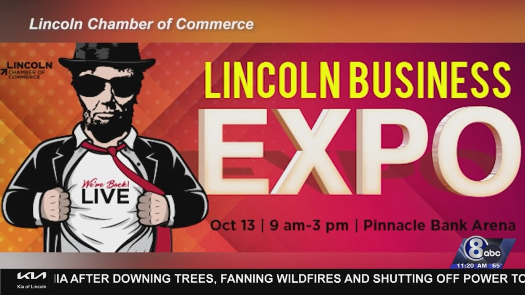 Midday Interview: Lincoln Expo Preview