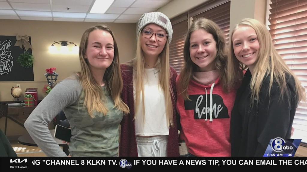 Lincoln East Grad Helps High School Students Connect With Elderly