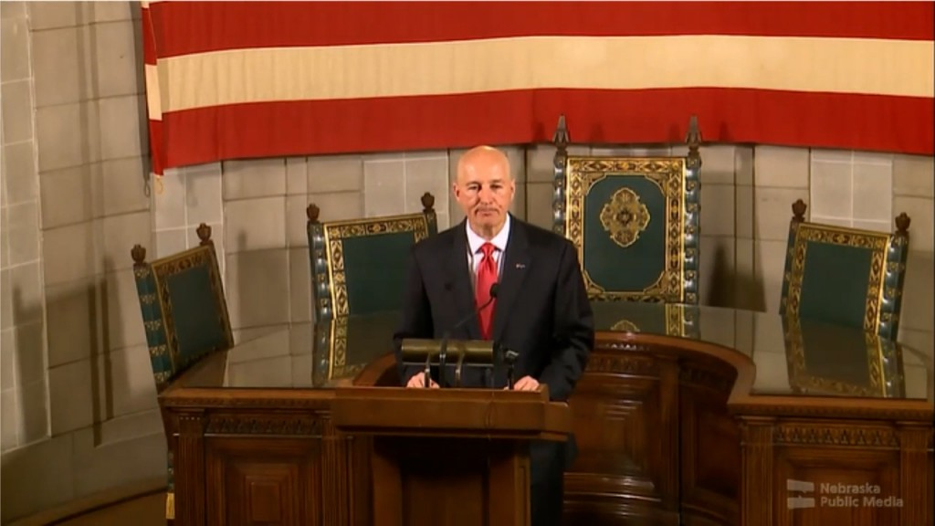Gov. Ricketts to join Texas press conference
