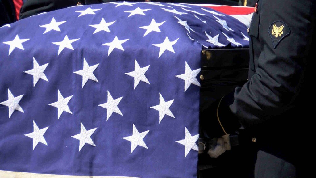 Recovered remains of WWII Marine to be buried in Oklahoma