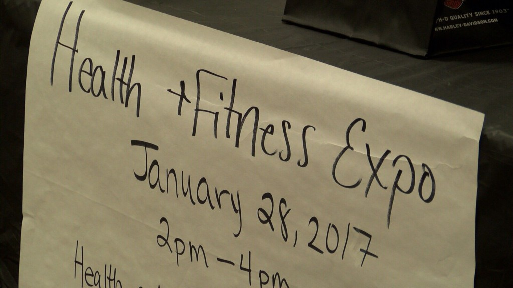 Hideout Harley Davidson Hosts Health and Fitness Expo