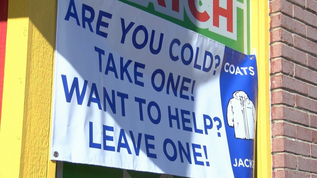 Joplin Business Helps the Homeless Stay Warm