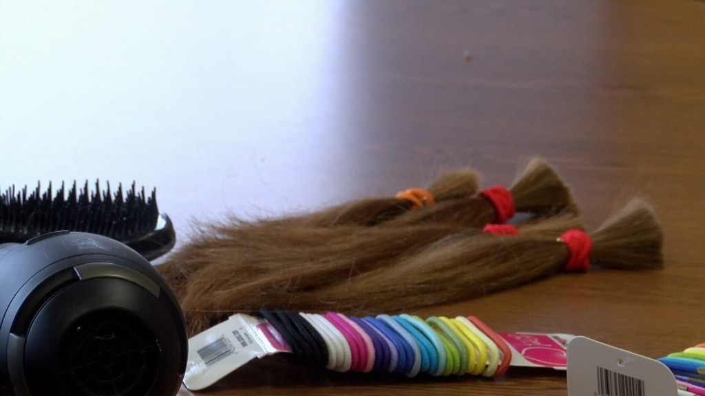 PSU Ponytail Drive to Help Cancer Patients