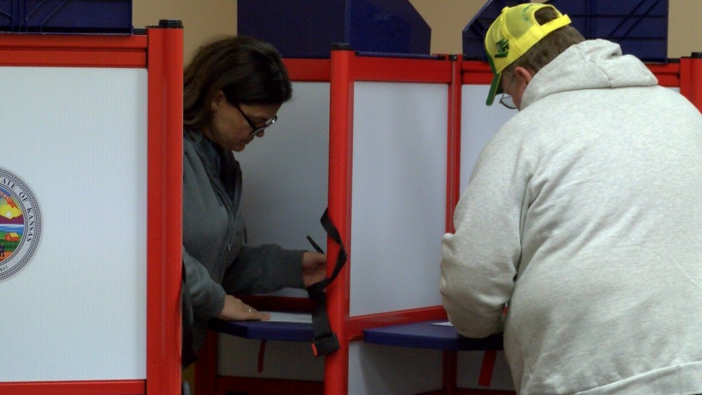 Pittsburg Residents Vote Early on Bond Issue