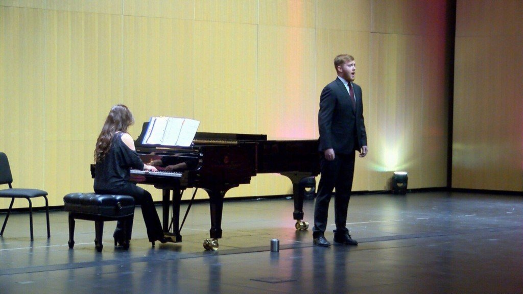 Classical Voice Competition Held at PSU