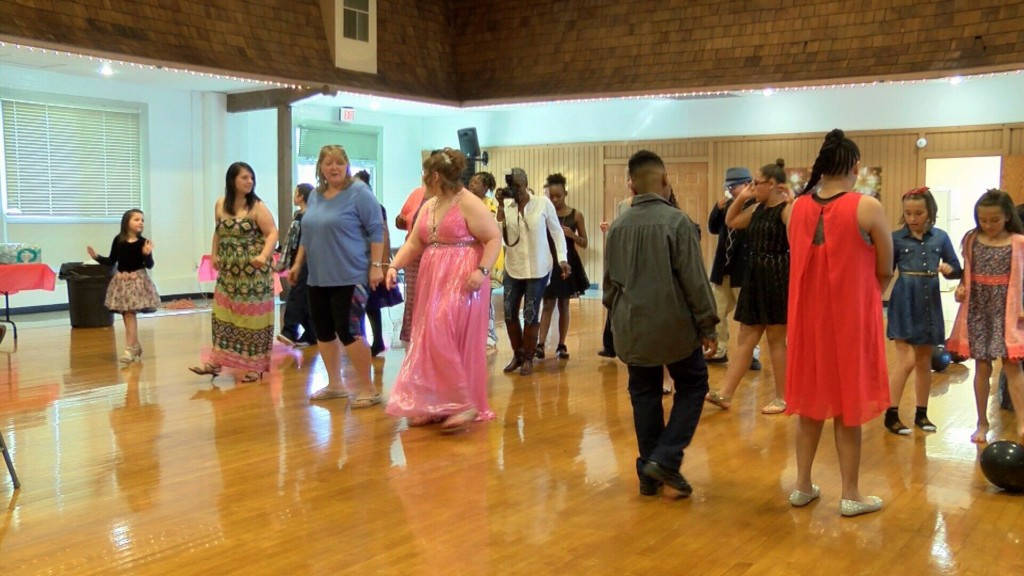 Special Needs Class Gets the Chance at Prom