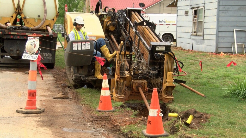 MGE Replacing 25 Miles of Gas Main in Carthage