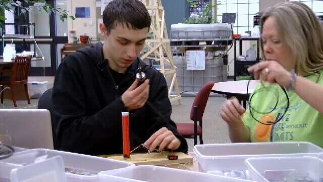 Project Based Learning Takes Hands-On Up a Notch.
