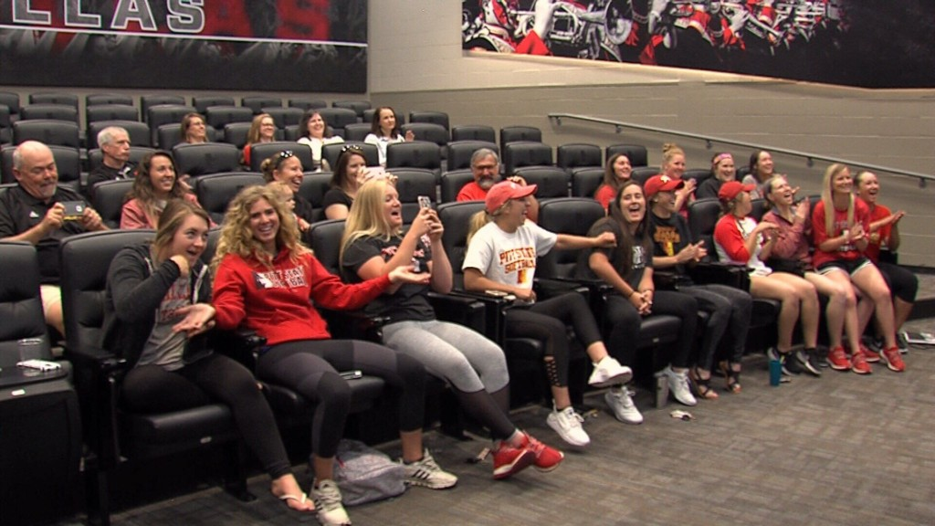 Gorilla Softball Makes Nat'l Tournament for First Time Since 1995