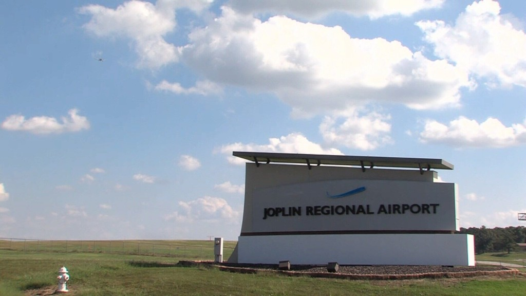 Taxiway Work at the Joplin Regional Airport