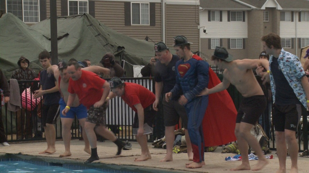 More Than One Hundred People Register For The Pittsburg Polar Plunge