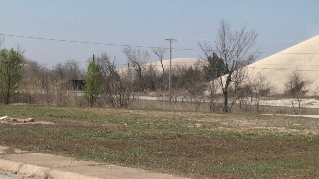 Mushroom compost removes pollutants from Tar Creek Superfund site