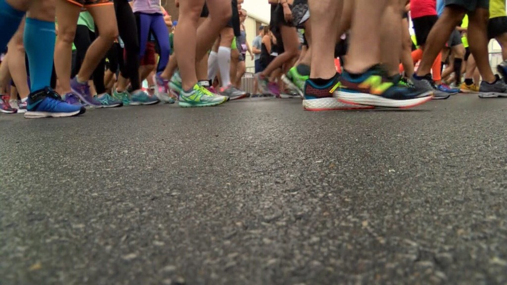 Runners Lace Up For The Joplin Memorial Run – May 19