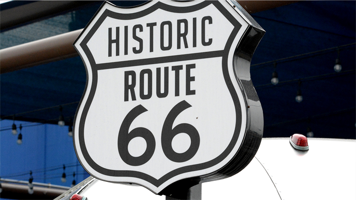 Plan seeks to designate Route 66 as National Historic Trail