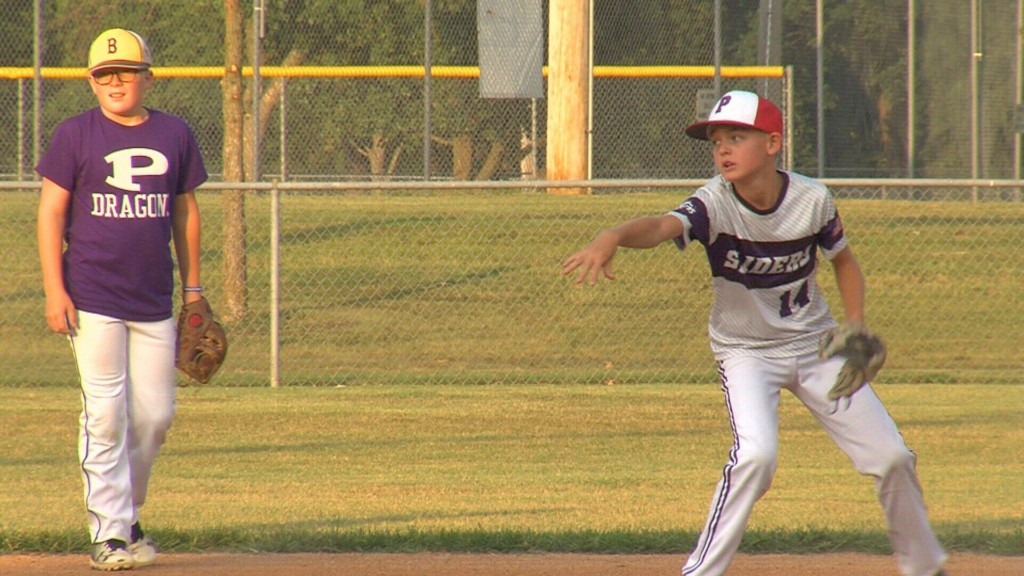 Pittsburg Preps for Little League Midwest Regional