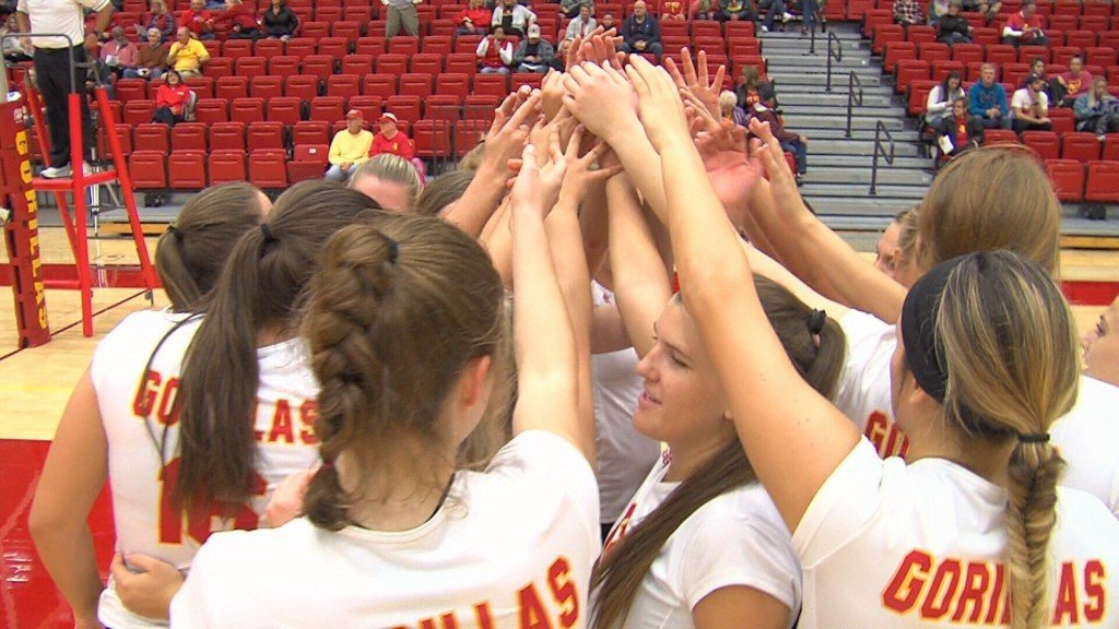 PSU Volleyball to Host Final Home Matches