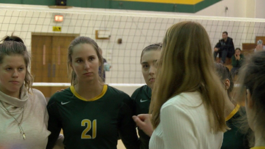 VB: Lions Hit the Road to Northwest, Western