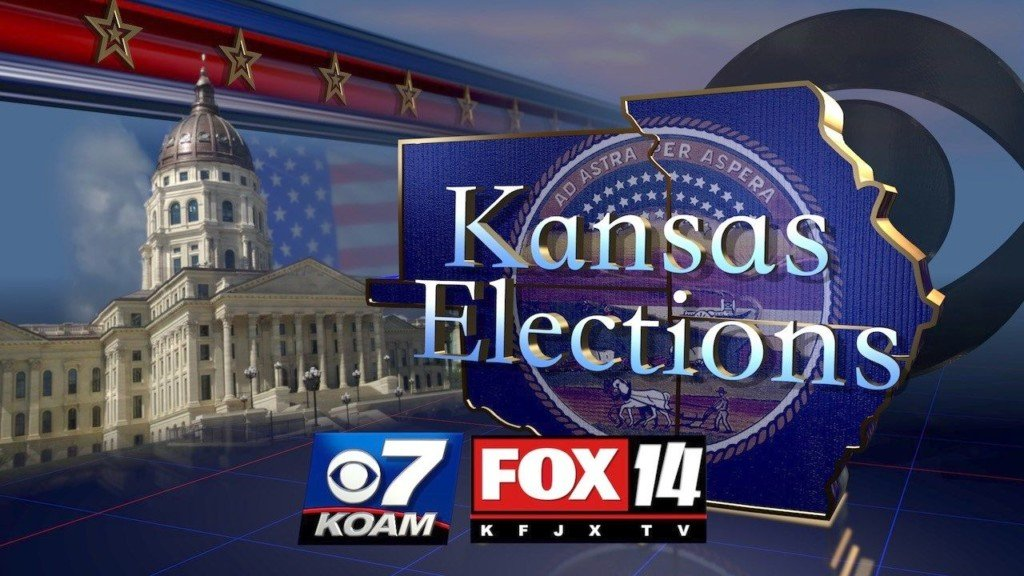 VoteCast: Kansas voters divided on state of nation