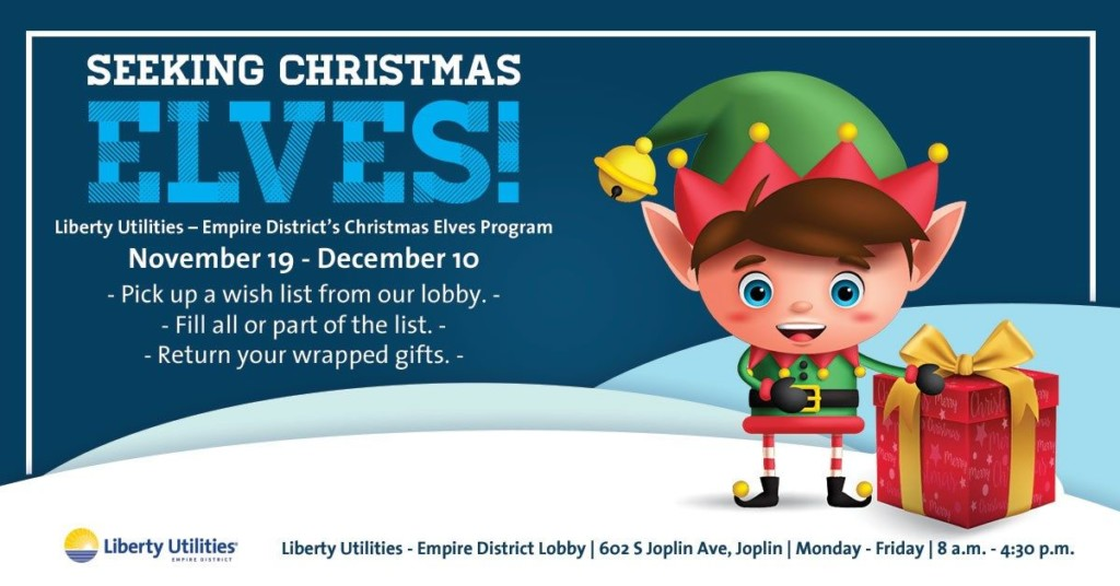 Empire Liberty Electric: Christmas Elves Program 2018