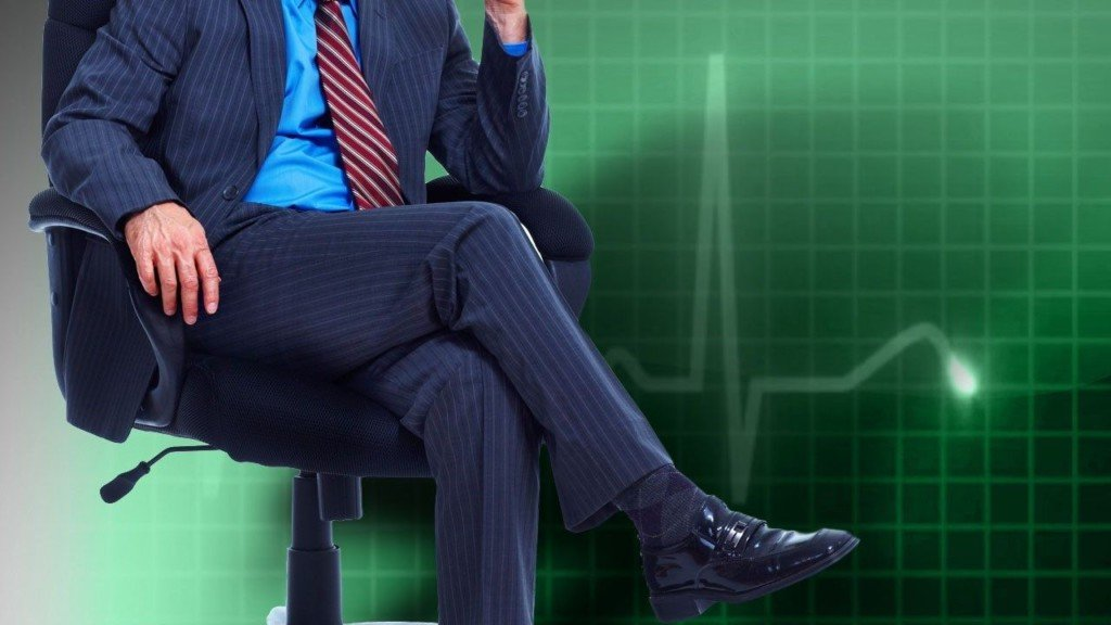 Americans sit too much, CDC says