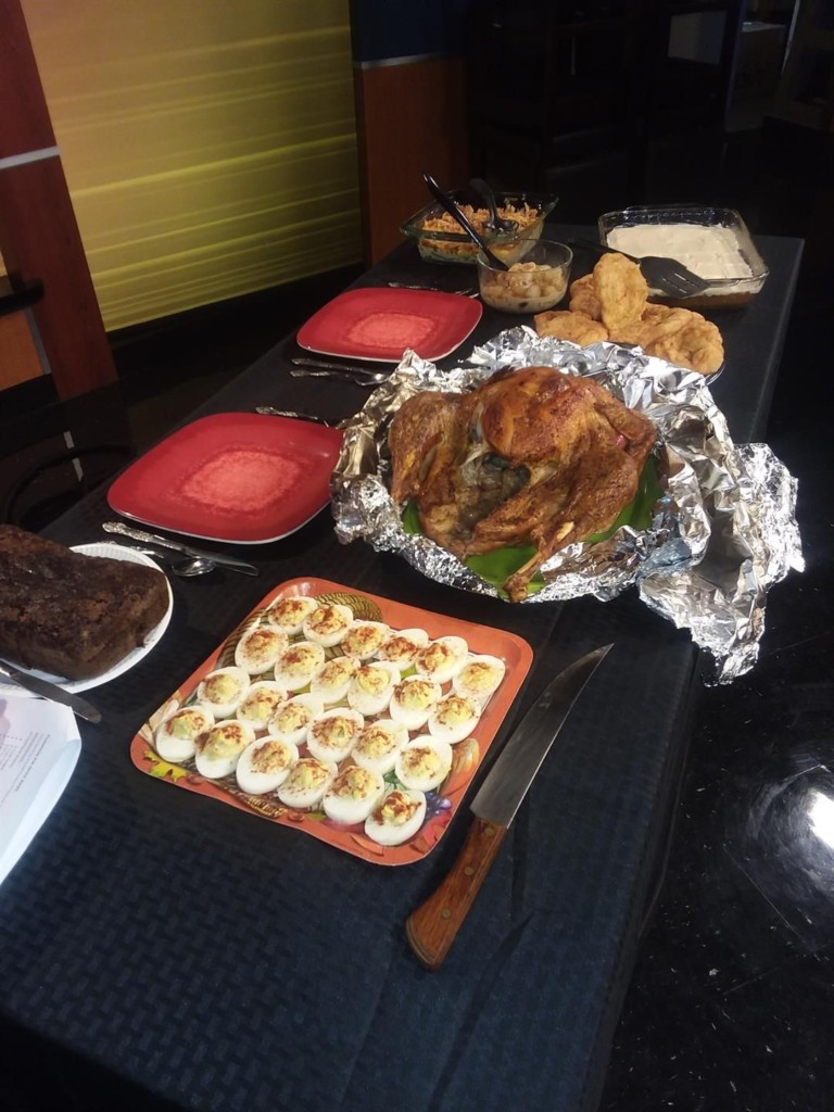 KOAM Morning Crew Thanksgiving Feast: Side Dishes