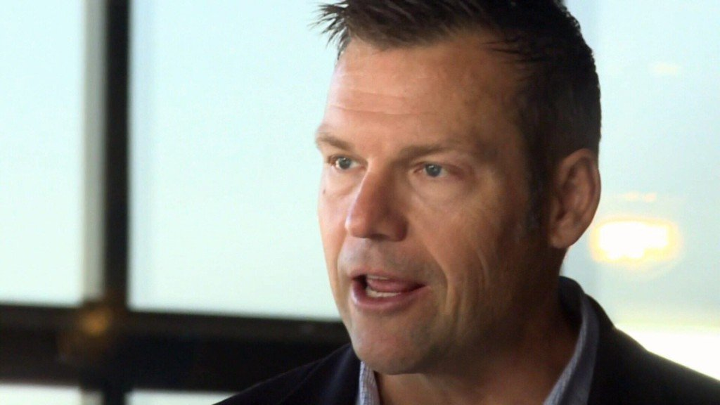 KS High Court Paves Way for Grand Jury Probe of Kris Kobach