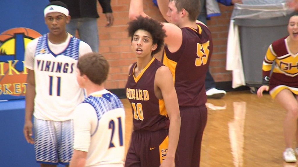 Muia Drops 33, Girard Tops #2 Parsons in Season Opener