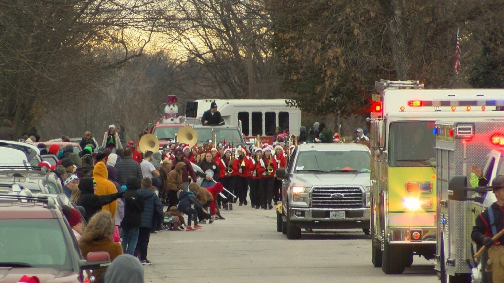 Lion's Club Hosts Carl Junction Parade