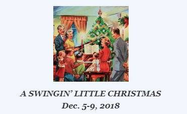 A Swingin' Little Christmas Takes Stage at JLT This Week