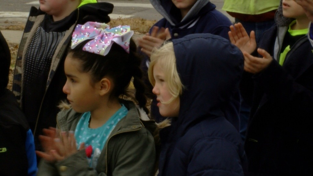 Celebrating Safe Routes to Schools