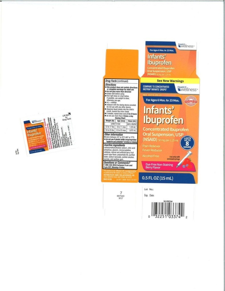 Infant ibuprofen sold at CVS, Walmart and Family Dollar recalled