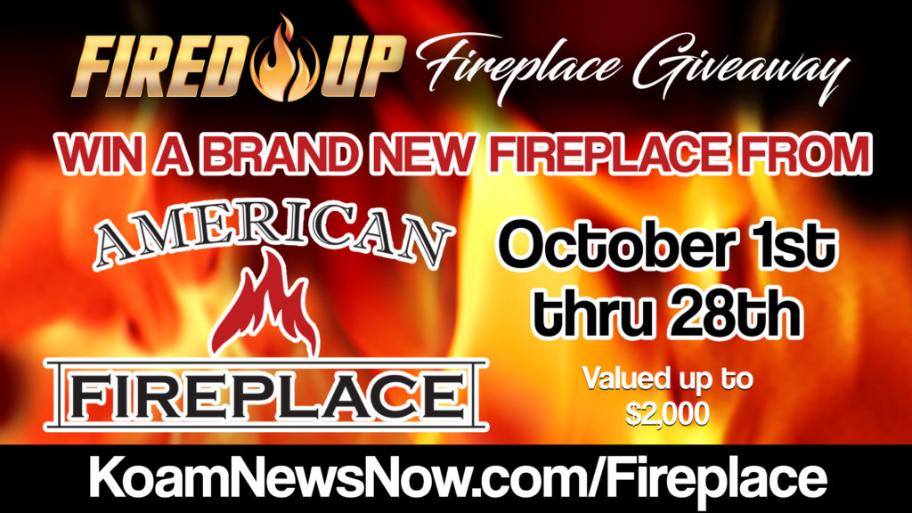 Fired Up Sweepstakes