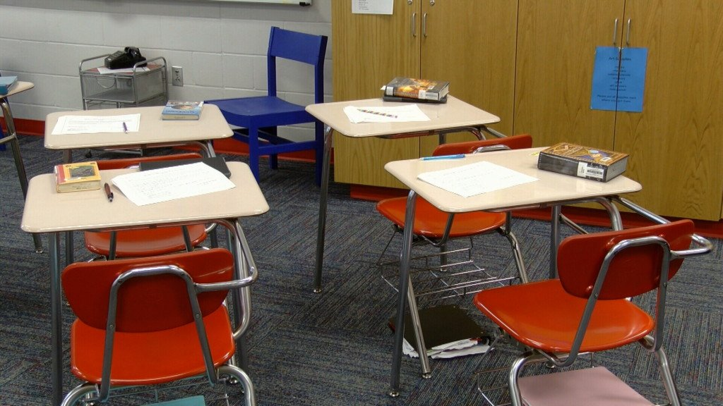 Baxter Springs Middle School won't let the bed bugs bite