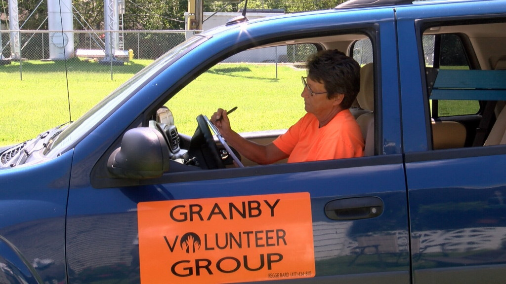 Granby volunteers help city's mission to upgrade wastewater treatment plant