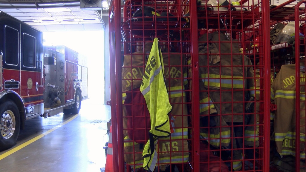 Firefighter grants for 4-State fire stations