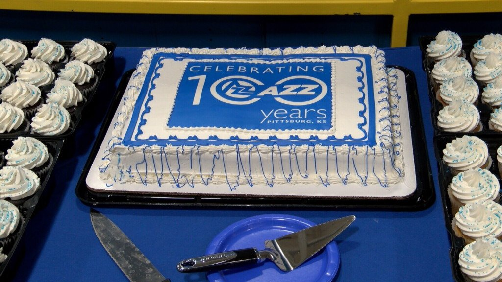 Celebrating a century in Pittsburg