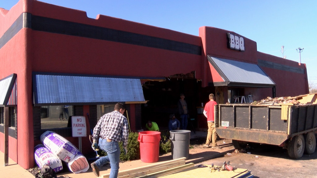 Busted bbq hopes to be back in business