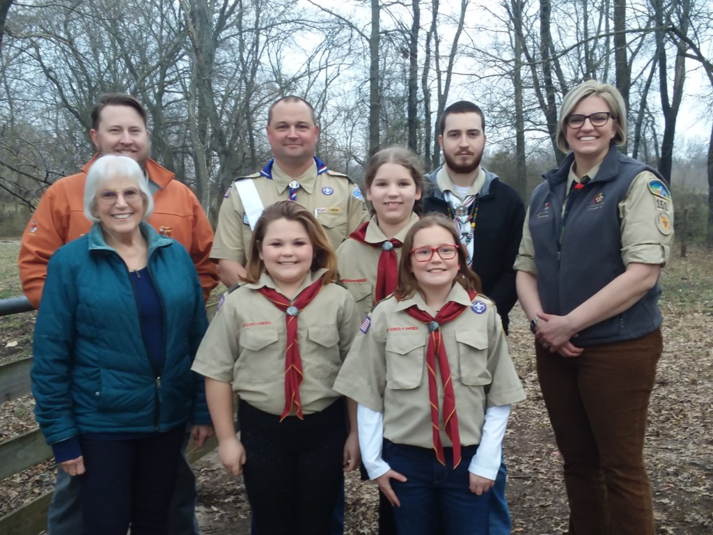 New female Scouts BSA troop starts in Pittsburg