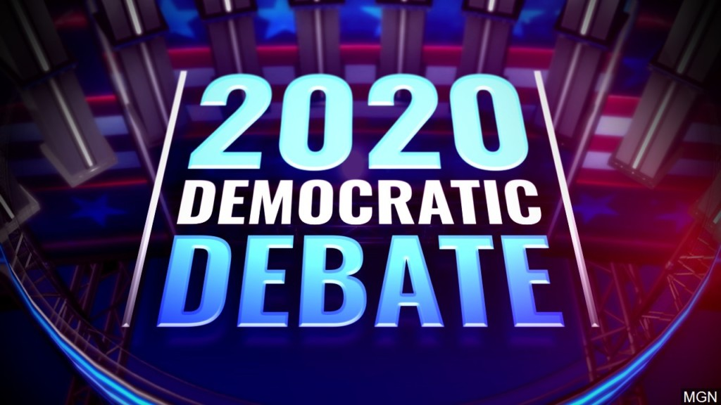 No questions about reproductive rights at Democratic debate