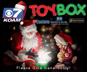 Donate to KOAM's Toybox