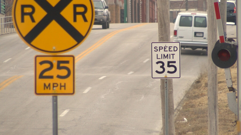 Portion of 4th street in Joplin to see speed change