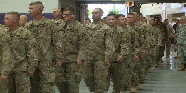 Pierce City's 276th engineer company returns safely to the Four States