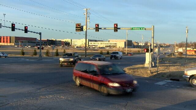 City Works to Solve Traffic Congestion at 20th and Indiana Near Overpass Construction
