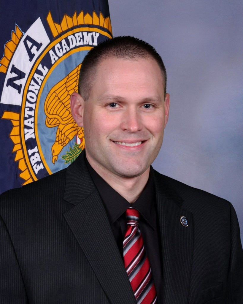 Joplin PD promotes Stewart to Chief of Police