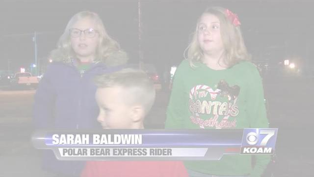 Christmas characters come to Webb City Farmers Market