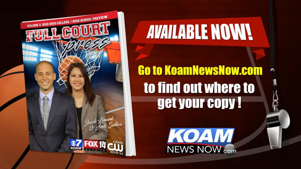 Full Court Press Available Now!