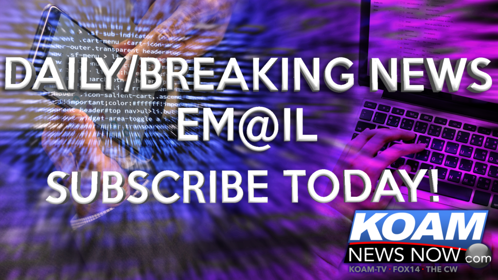 Daily/breaking news email - subscribe today!
