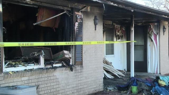 Neighbors come together after fire damages Webb City apartment building