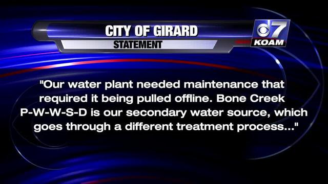 Residents-in-Girard-Kansas-boil-and-buy-water-as-city-works-on-maintenance