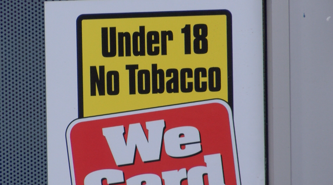 Tobacco Buying Age